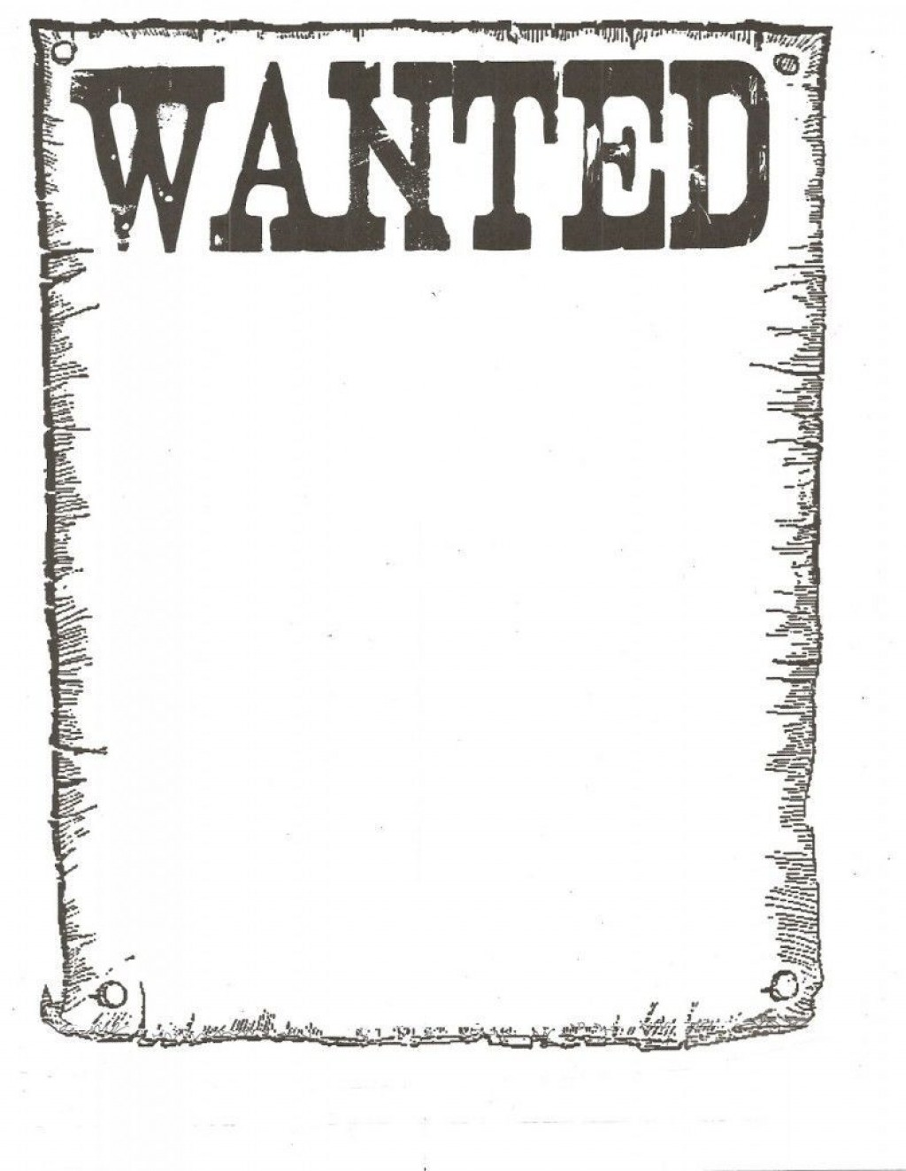 003 Exceptional Free Wanted Poster Template Example  For Microsoft Word Download StudentLarge