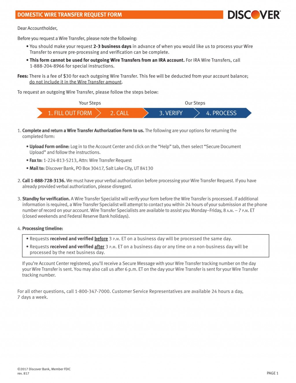 003 Exceptional International Wire Transfer Instruction Template High Def Large