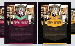 003 Exceptional Open House Flyer Template Free High Def  School Microsoft Word Preschool