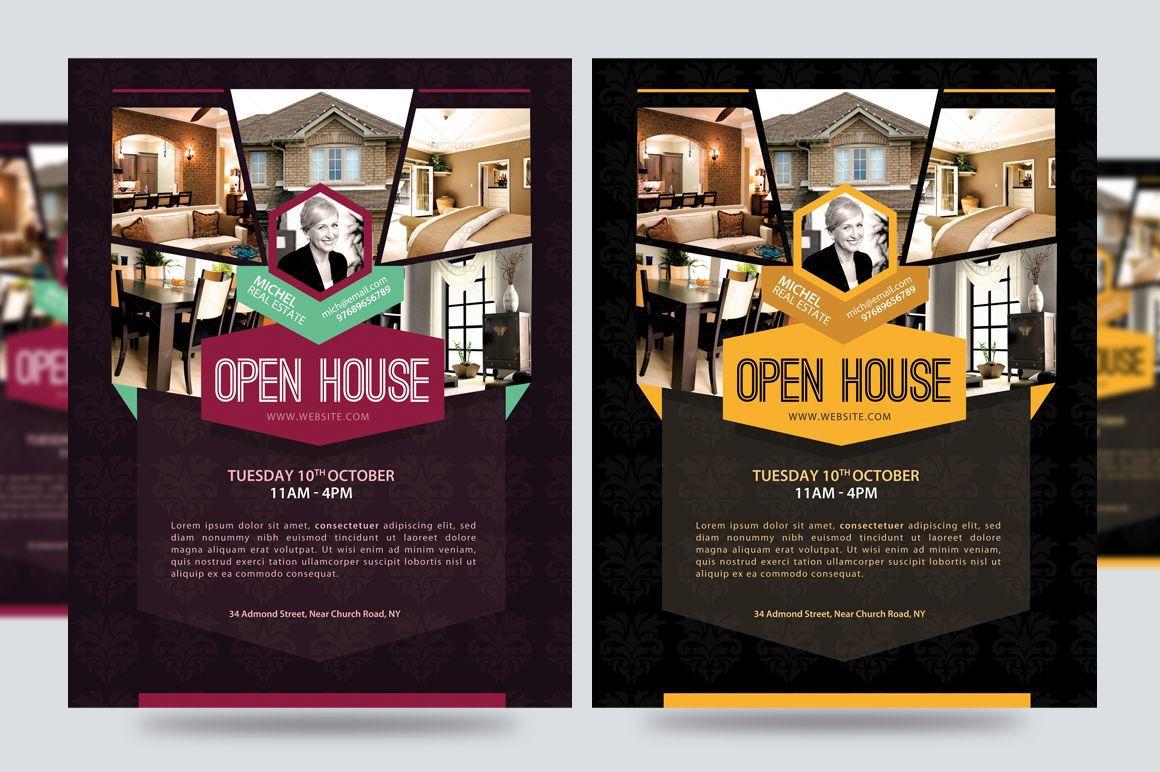 003 Exceptional Open House Flyer Template Free High Def  School Microsoft Word PreschoolFull
