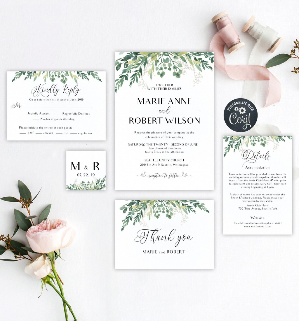 003 Exceptional Rustic Wedding Invitation Template Design  Templates Free For Word Maker PhotoshopLarge