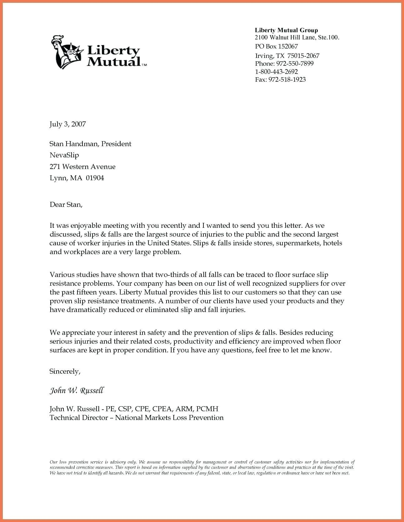 003 Exceptional Sample Busines Letter Template  Of Intent Formal FreeFull