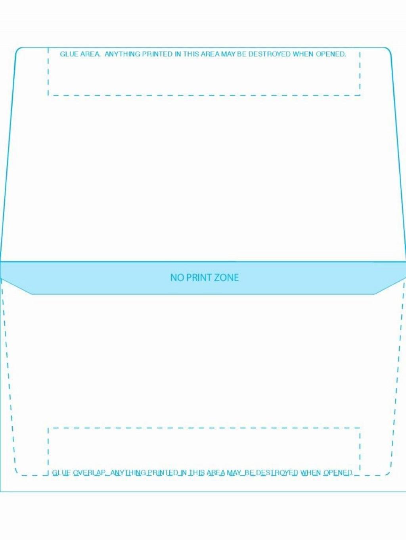 003 Fantastic 10 Envelope Template Word Design  Size Microsoft #10 Double WindowLarge