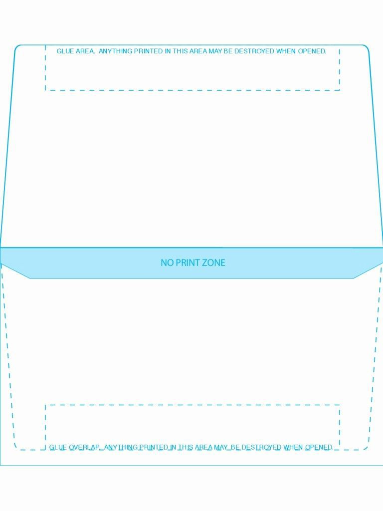 003 Fantastic 10 Envelope Template Word Design  Size Microsoft #10 Double WindowFull