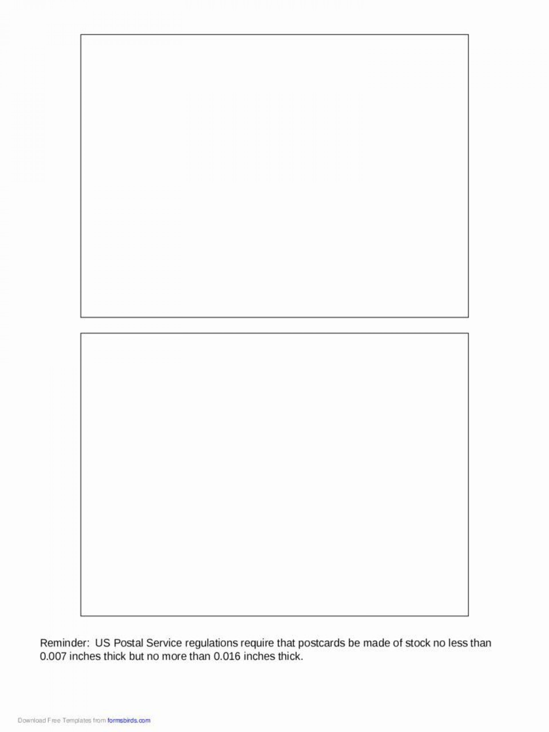 003 Fantastic 5 X 7 Postcard Template Microsoft Word Photo 1920
