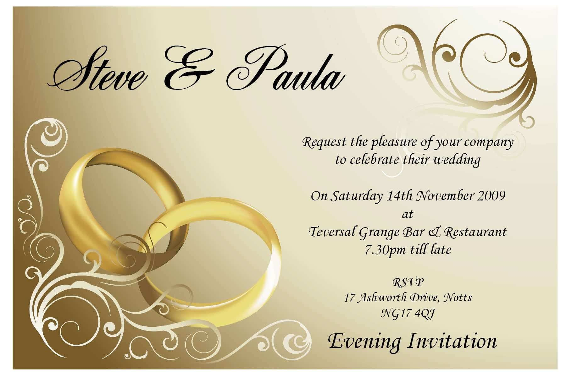 003 Fantastic Free Online Indian Wedding Invitation Card Template Highest Clarity  TemplatesFull