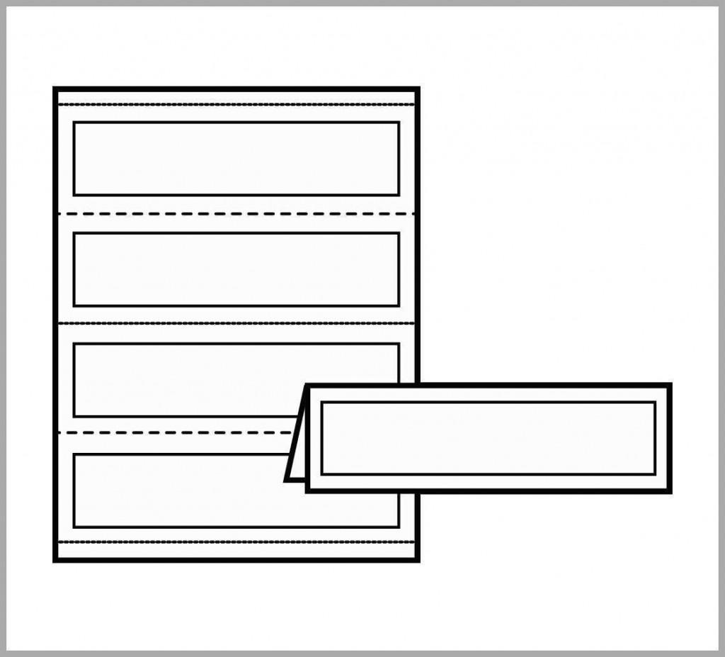 003 Fantastic Free Printable Tent Card Template Sample  Blank Word TableLarge