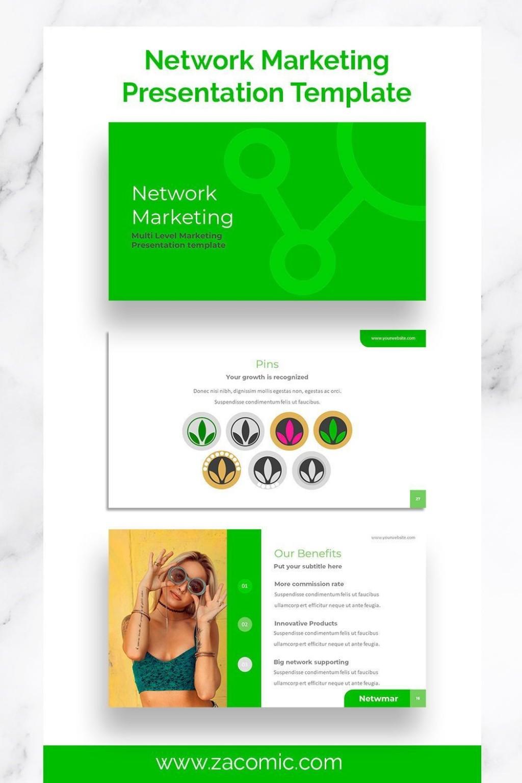 003 Fantastic Multi Level Marketing Busines Plan Template Highest Clarity  Network PdfLarge