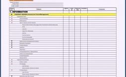 003 Fantastic Project Management Checklist Template High Def  Audit Excel Plan