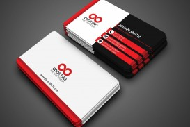 003 Fantastic Psd Busines Card Template Photo  With Bleed And Crop Mark Vistaprint Free