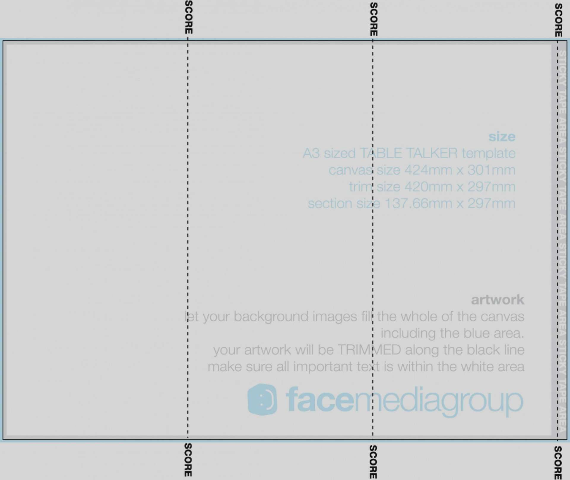 003 Fantastic Quarter Fold Card Template Image  Templates Greeting Microsoft Word PageFull