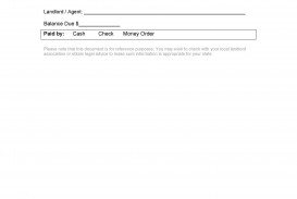003 Fantastic Rent Receipt Sample Doc High Resolution  Format Free Download Word India