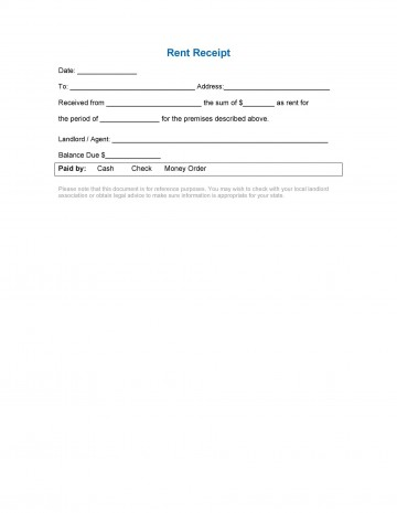 003 Fantastic Rent Receipt Sample Doc High Resolution  Format Word India Docx Document360