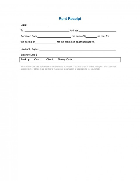 003 Fantastic Rent Receipt Sample Doc High Resolution  Format Word India Docx Document480