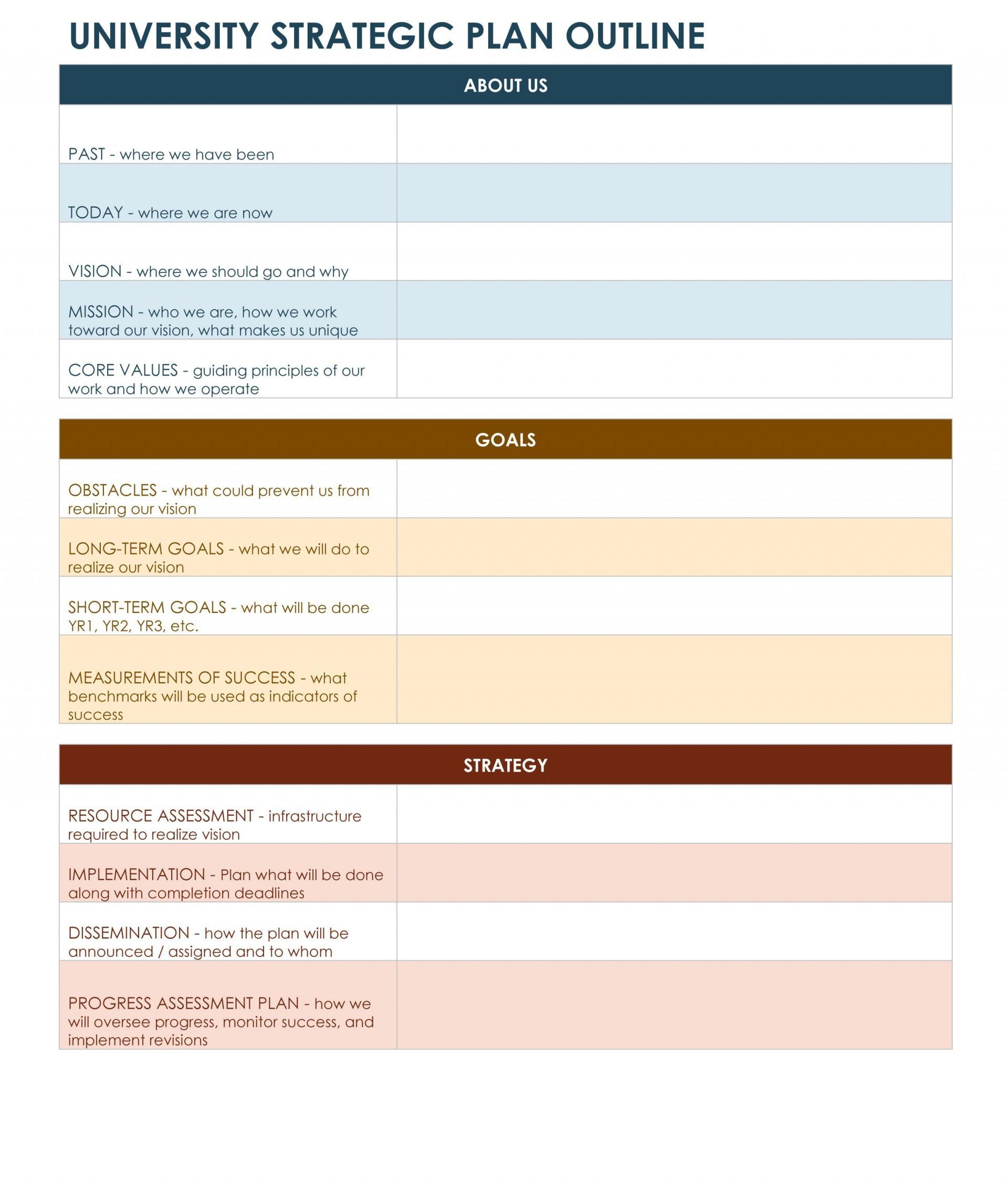 003 Fantastic Strategic Plan Template Word High Definition  Format Busines Doc1920