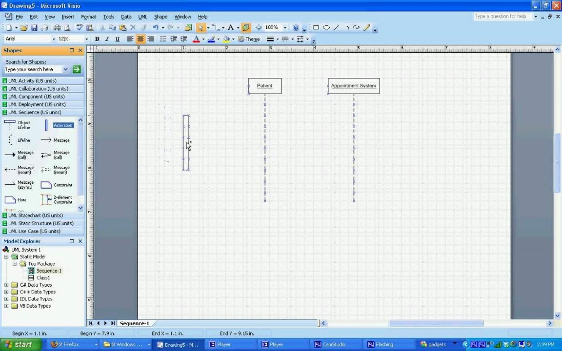 003 Fantastic Use Case Diagram Template Visio 2010 Concept  Uml Model Download Clas1920