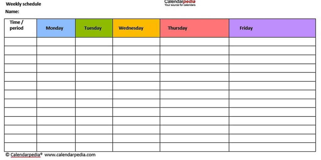 003 Fantastic Weekly Workout Schedule Template Inspiration  12 Week Plan Training CalendarLarge