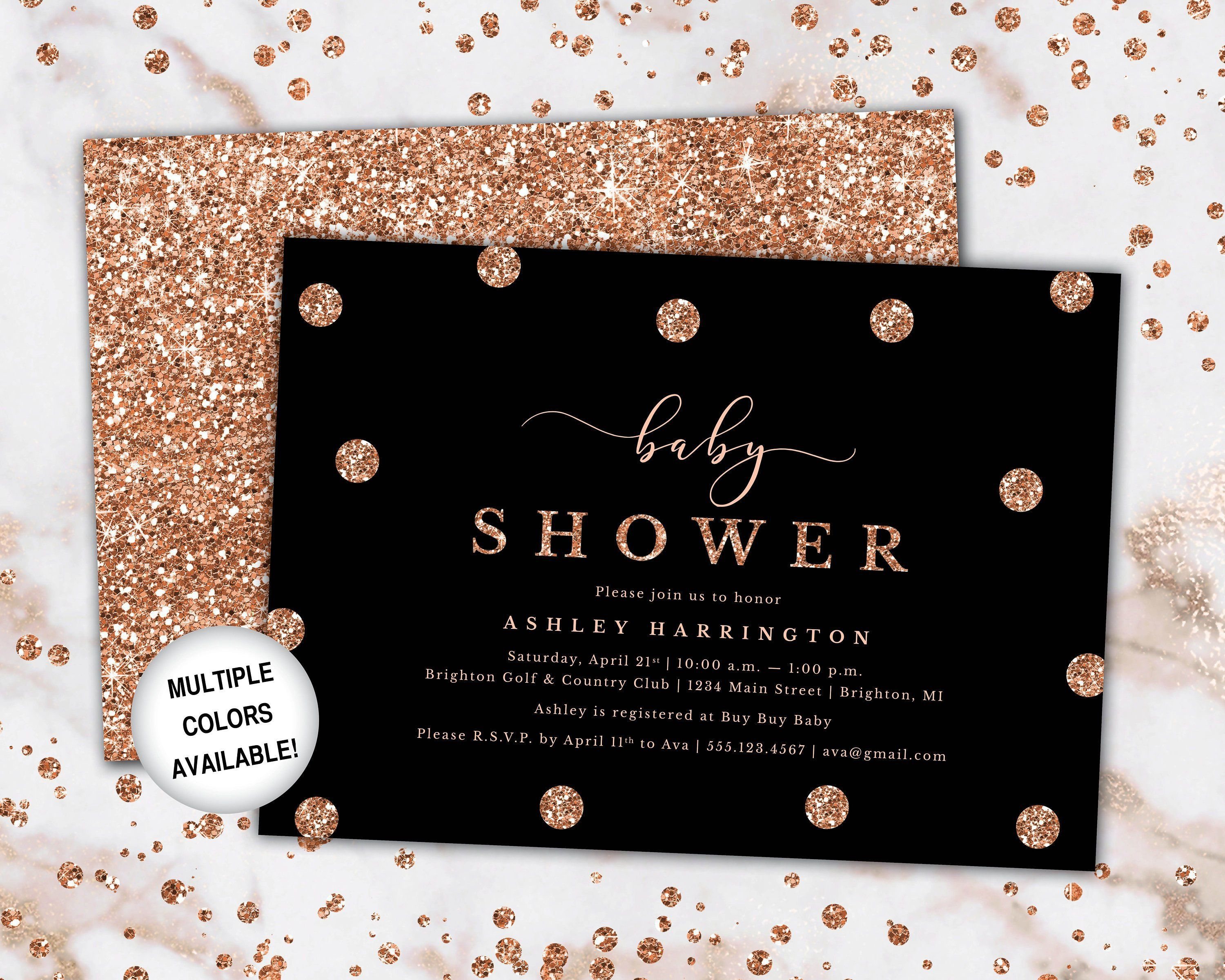 003 Fascinating Diy Baby Shower Invitation Template Image  Templates DiaperFull