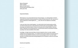 003 Fascinating Free Reference Letter Template Word Idea  Personal For Employment