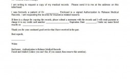 003 Fascinating Medical Record Request Form Template High Def  Free Release Authorization