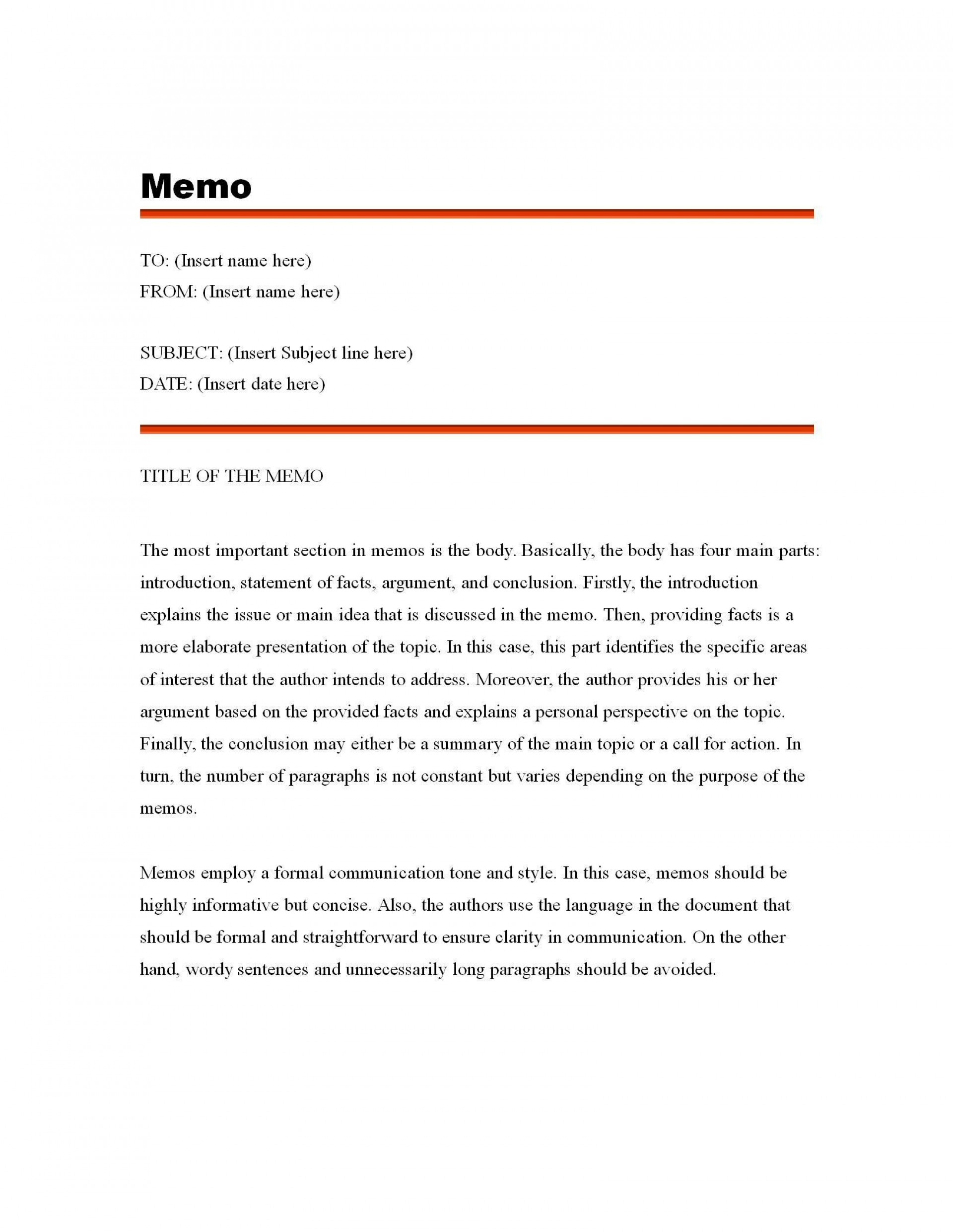 003 Fascinating Microsoft Word Memo Template Free Highest Quality  Download1920