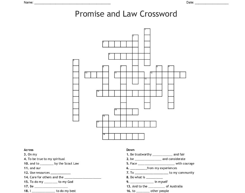003 Fascinating Promise Crossword Clue High Resolution  Go Back On A 6 Letter 3 Of Marriage 9Full
