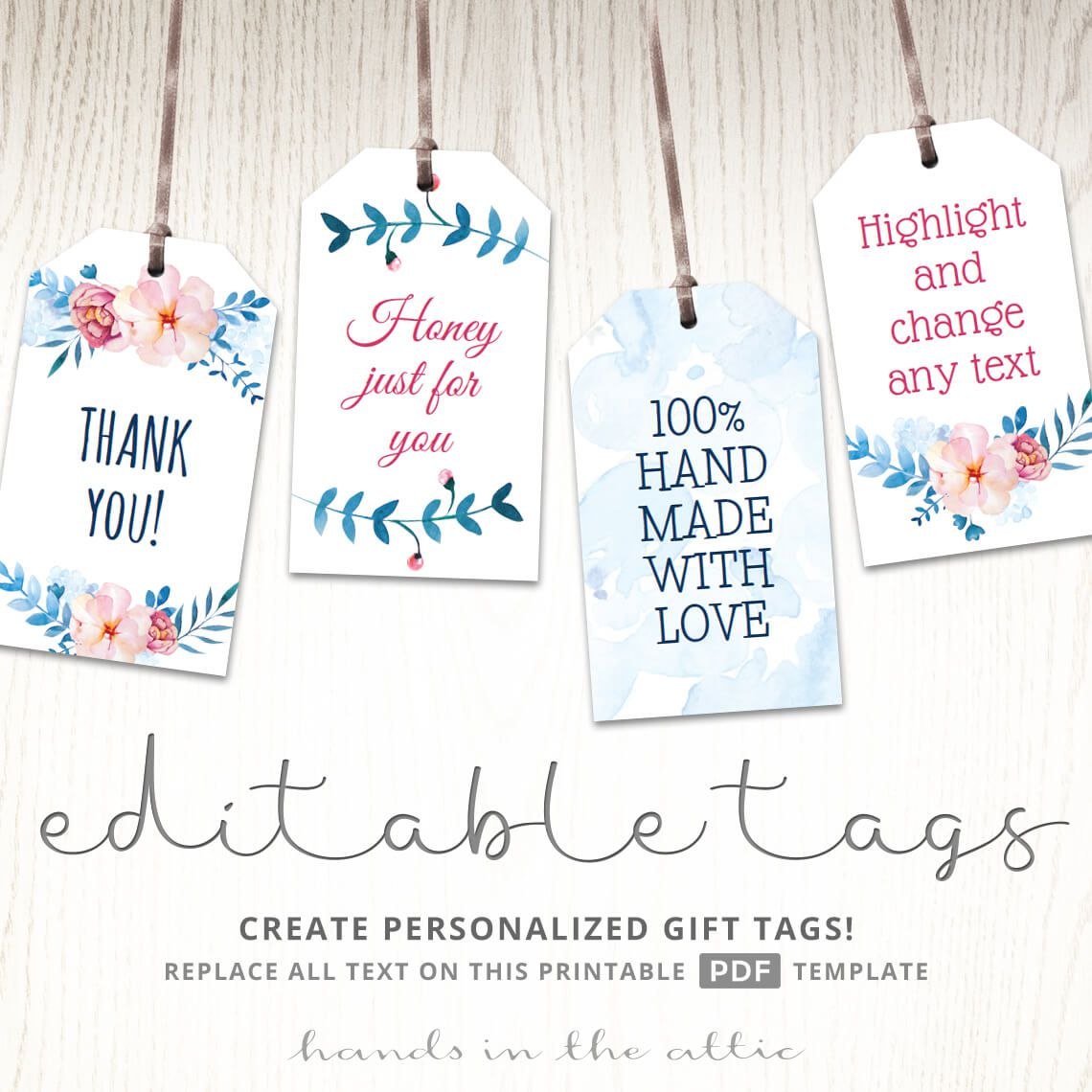 003 Fascinating Wedding Favor Tag Template Example  Templates Editable Free Party PrintableFull