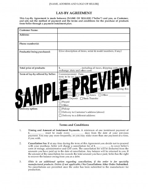 003 Fearsome Basic Employment Contract Template Free Nz Picture 480