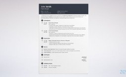 003 Fearsome Best Professional Resume Template Inspiration  Reddit 2020 Download