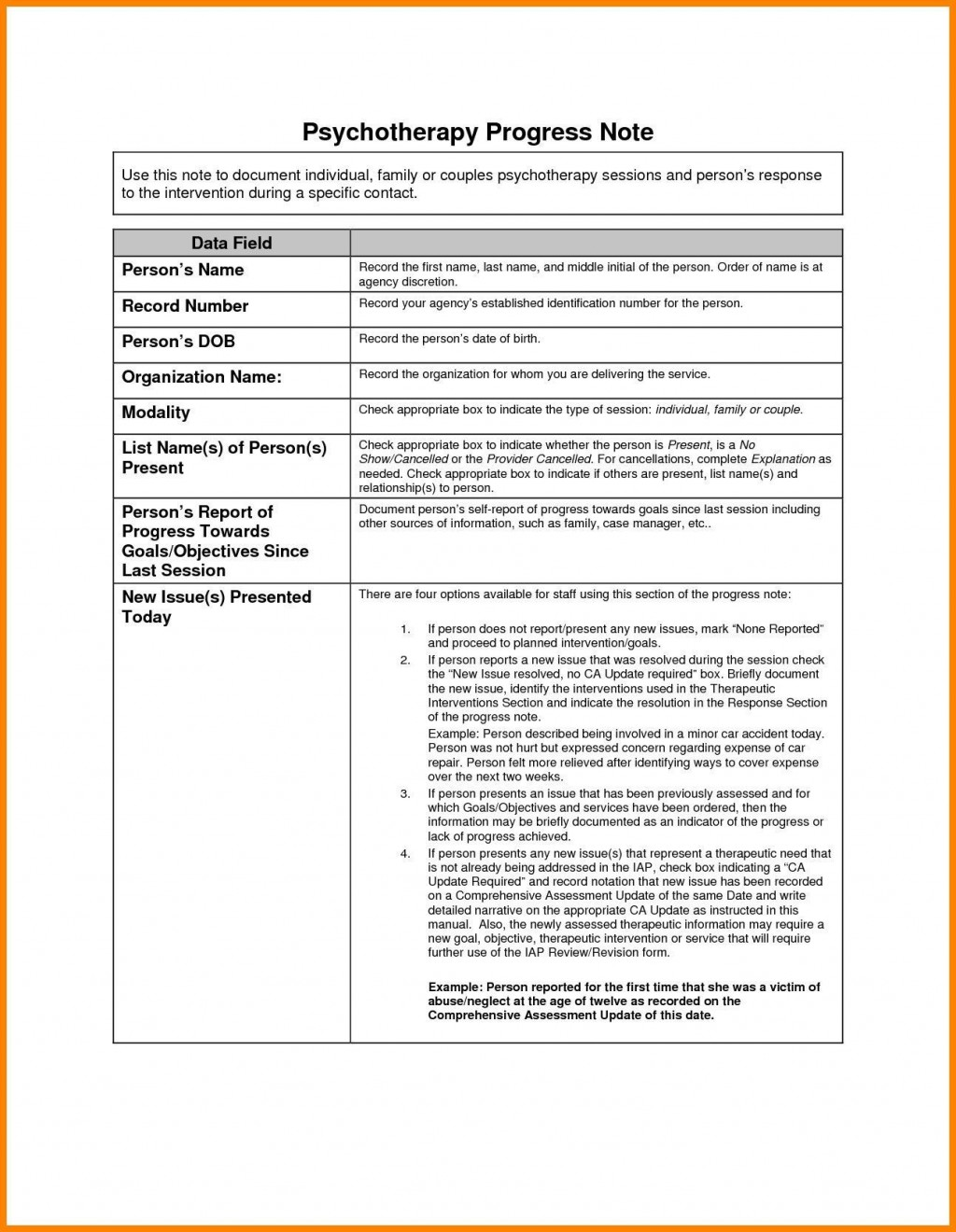 003 Fearsome Counseling Treatment Plan Template Pdf High Resolution  Printable TherapyLarge