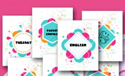 003 Fearsome Cute Binder Cover Template Free Printable Highest Clarity