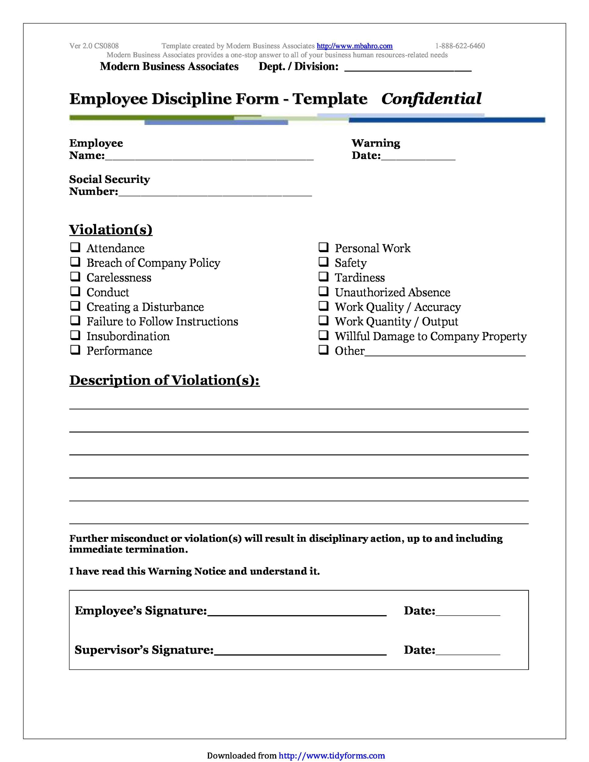 003 Fearsome Employer Write Up Template Idea Full