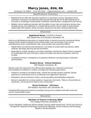 003 Fearsome Rn Graduate Resume Template Highest Clarity  New Grad Nurse320