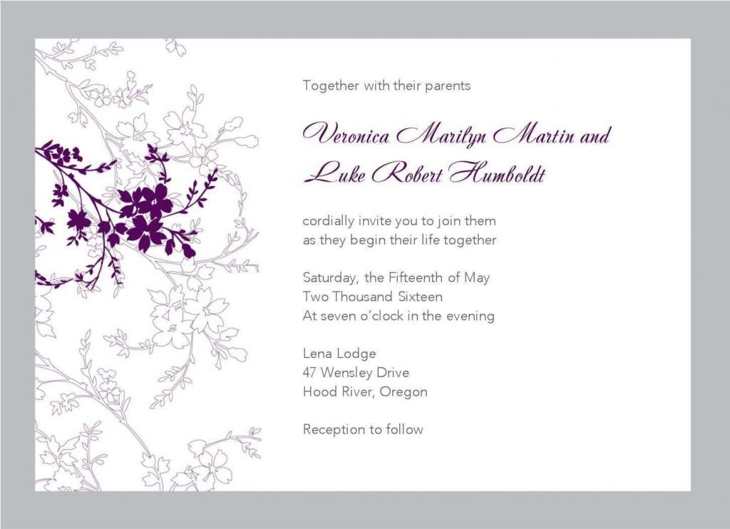 003 Fearsome Wedding Invitation Template Word Inspiration  Invite Wording Uk Anniversary Microsoft Free MarriageLarge