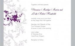 003 Fearsome Wedding Invitation Template Word Inspiration  Invite Wording Uk Anniversary Microsoft Free Marriage
