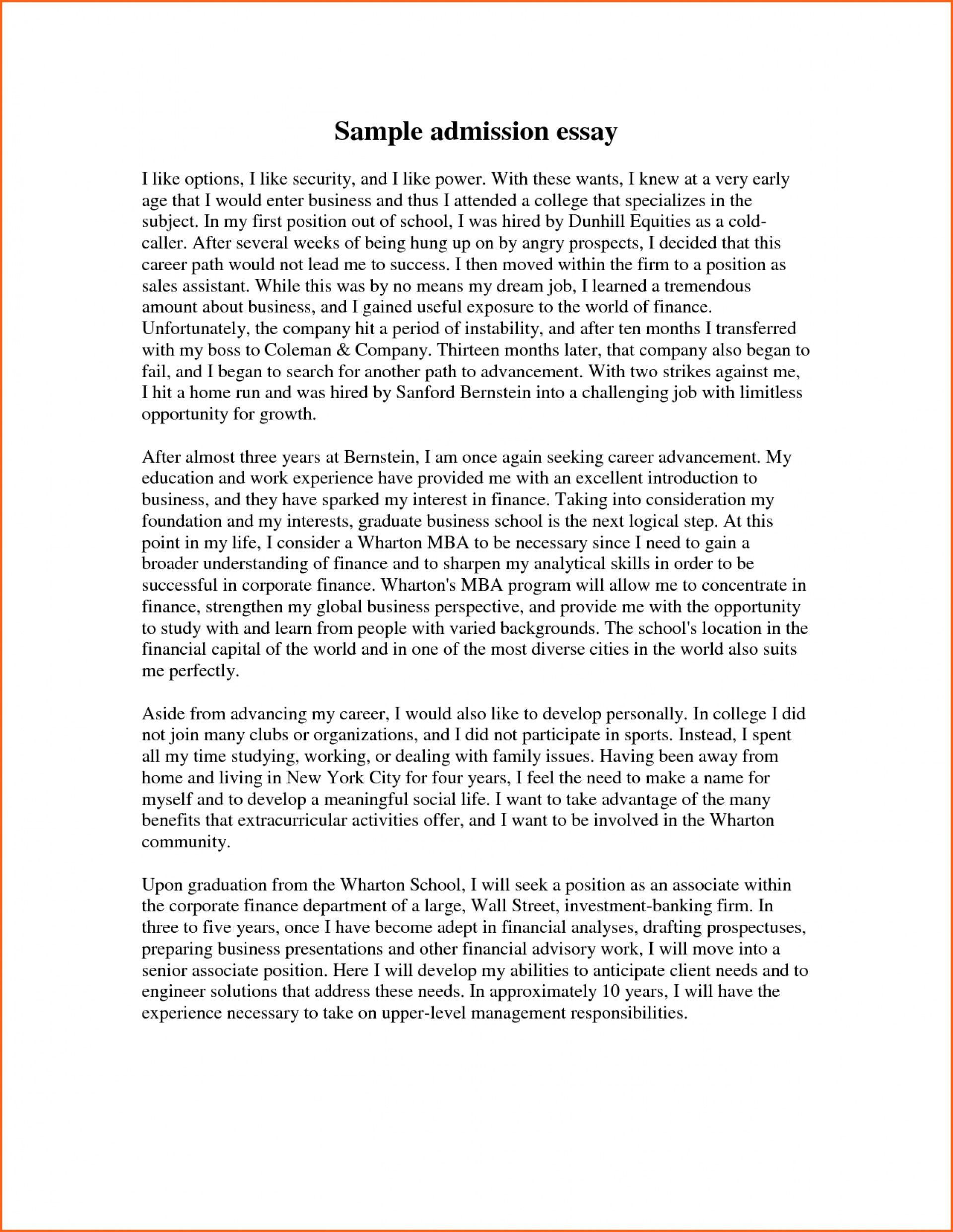 003 Formidable College Application Essay Format Example Design  Examples Sample OutlineFull