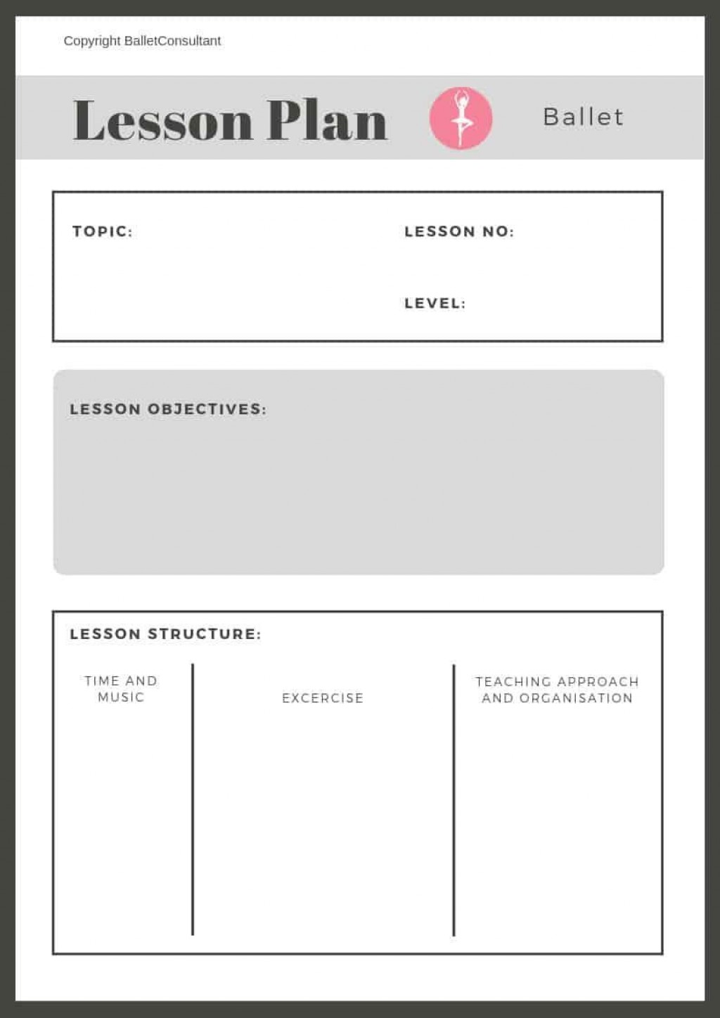 003 Formidable Free Lesson Plan Template High Definition  Templates Editable For Preschool Google DocLarge