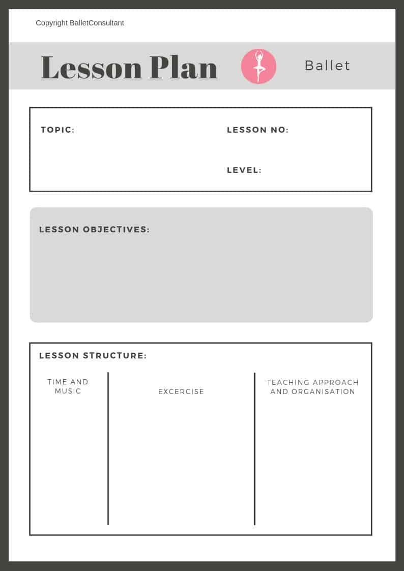 003 Formidable Free Lesson Plan Template High Definition  Templates Editable For Preschool Google DocFull