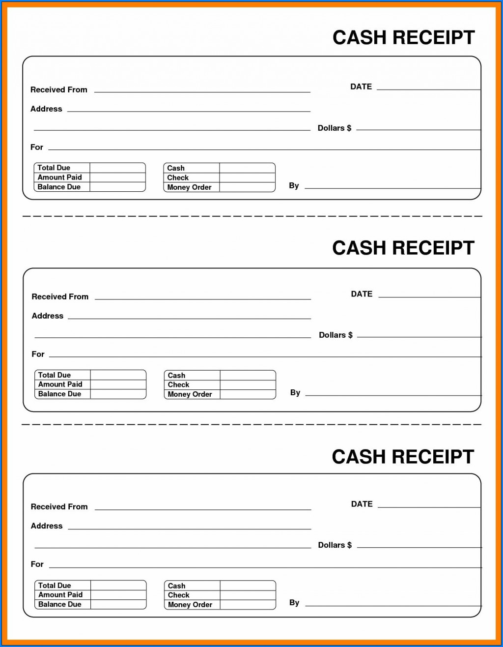 003 Formidable Free Printable Receipt Template Photo  Blank Cash Microsoft Word UkLarge