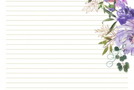 003 Formidable Free Printable Stationery Paper Template Photo