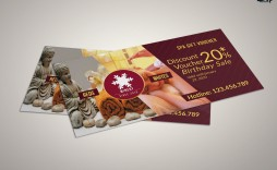 003 Formidable Gift Card Template Psd Example  Christma Photoshop Free Holder
