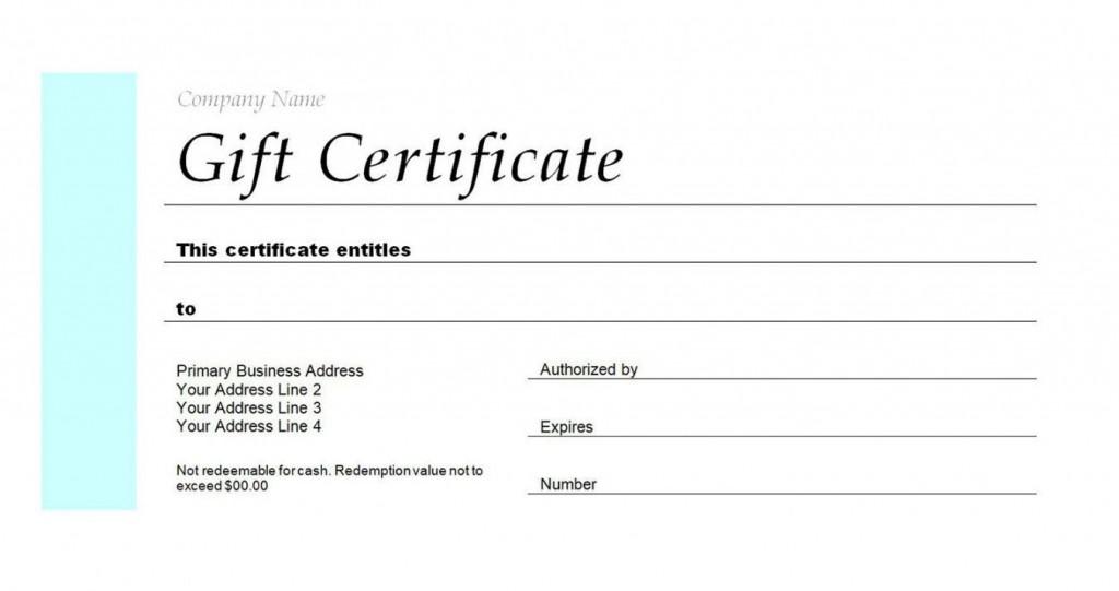 003 Formidable Gift Certificate Template Pdf Inspiration  Massage Christma PrintableLarge
