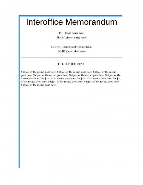 003 Formidable Microsoft Word Memo Template Highest Clarity  Professional 2010 Free Legal480