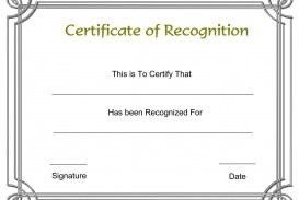 003 Formidable Recognition Certificate Template Free Design  Employee Award Of Download Word