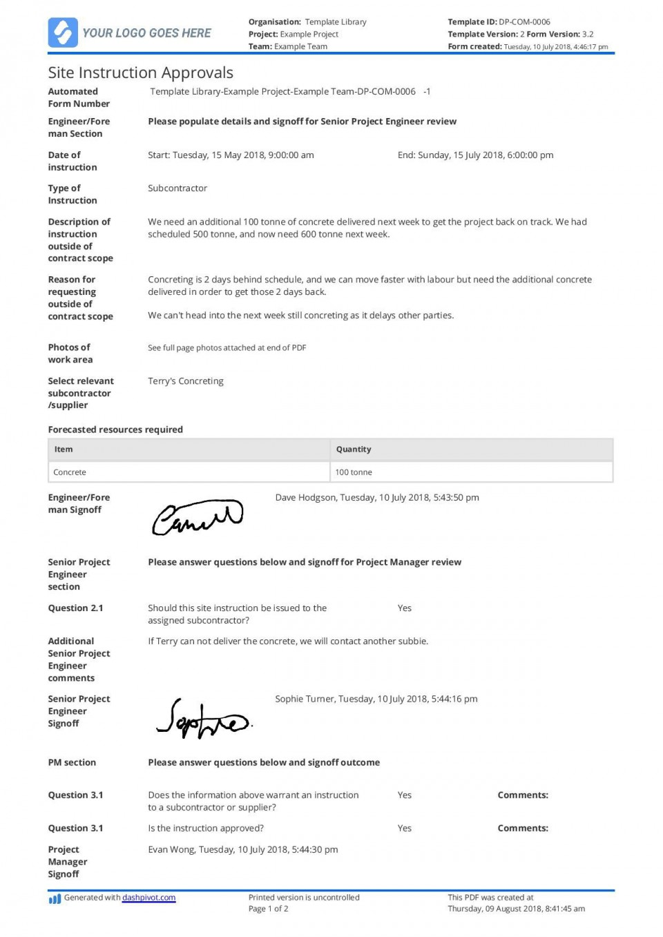 003 Formidable Step By Instruction Template Word Sample  Microsoft960