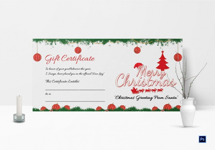 003 Formidable Template For Christma Gift Certificate Free Photo  Voucher Uk Editable Download Microsoft Word728