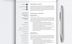 003 Frightening Best Resume Template 2016 Highest Quality