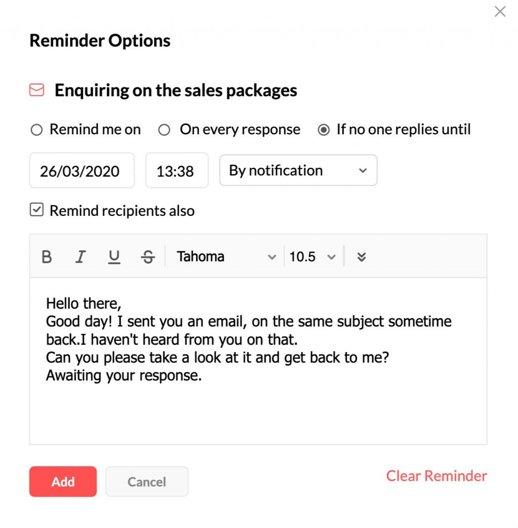 003 Frightening Follow Up Email After Sale Meeting Template Photo Large