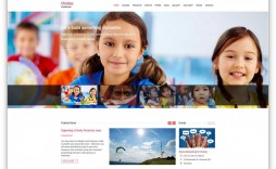 003 Frightening Free Non Profit Website Template Concept  Templates Organization Charity