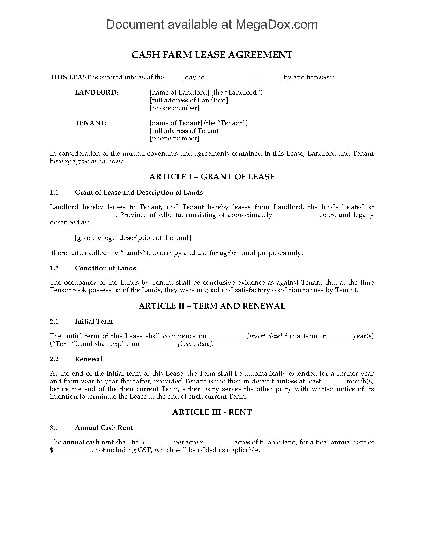 003 Frightening Room Rental Agreement Template Alberta Highest Quality Full